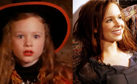 little girl in hocus pocus